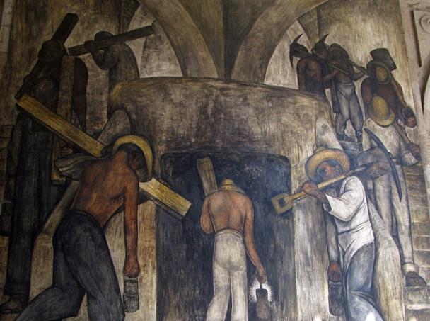 Muži v dolech